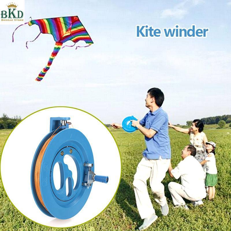 Hình ảnh Bkodak Store Blue Plastic Accessories Winder Fire Wheel Line Winder