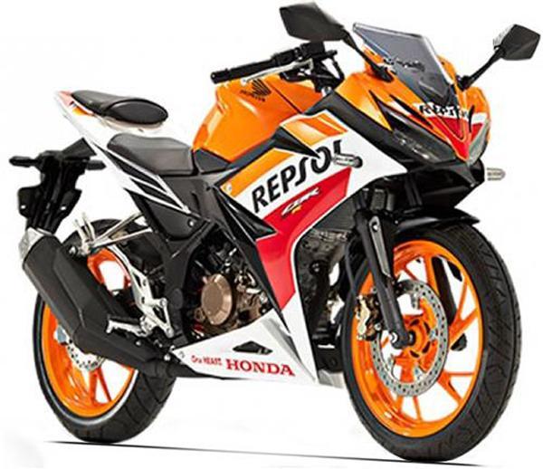 Xe tay côn Honda CBR 150 R - Repsol