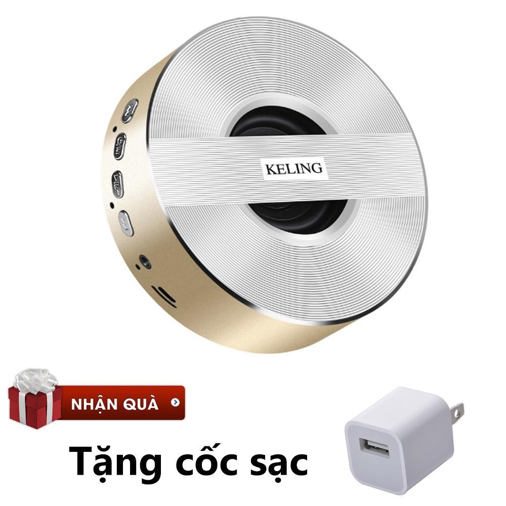 Loa Bluetooth Keling A5 Tặng Cốc Sạc Hà Nội