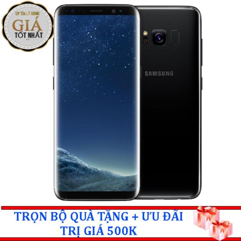 Samsung Galaxy S8 Plus 64GB 1 Sim G955 (Đen) - Hàng nhập khẩu