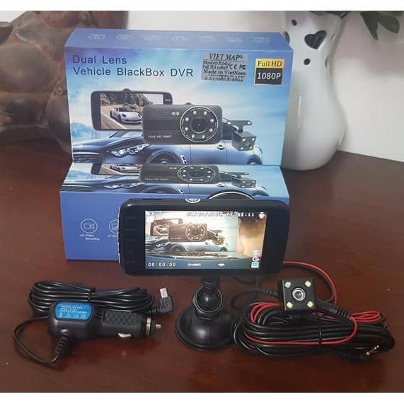 Hình ảnh Camera hành trình X004 (Full HD1080P)