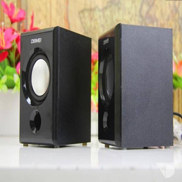 Hình ảnh Loa máy tính DOMEI âm thanh cực to