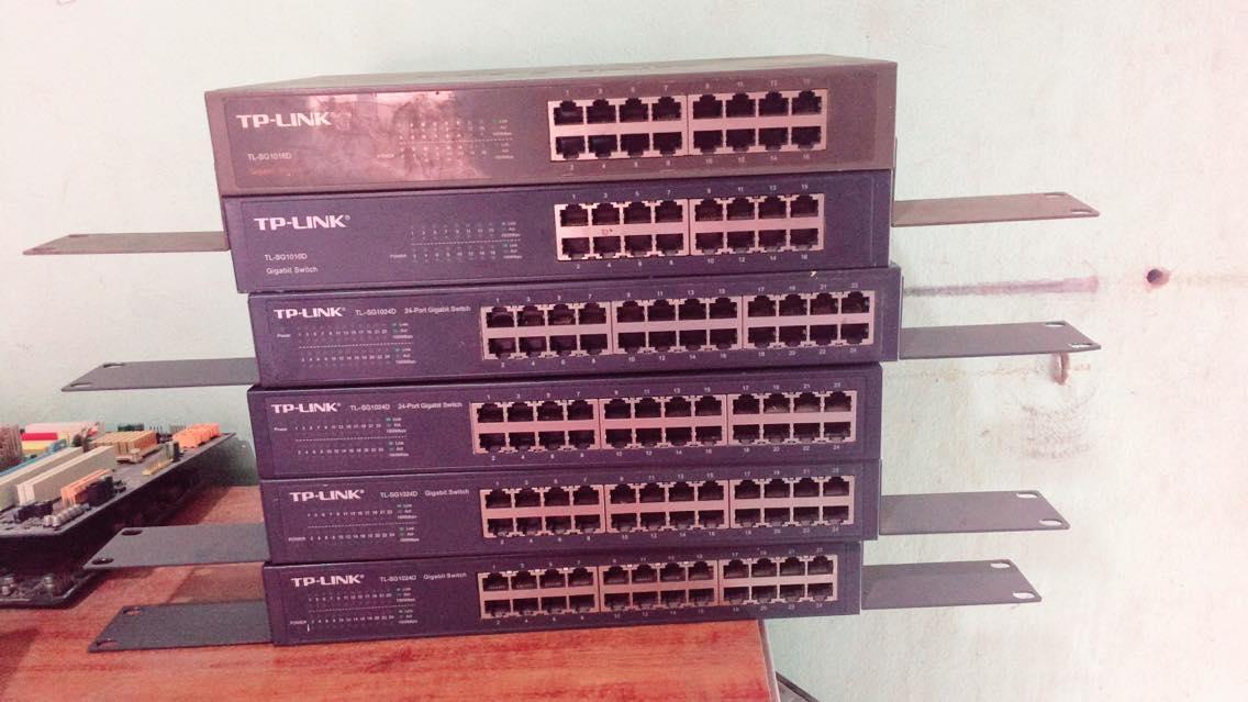 Hình ảnh Bộ chia tín hiệu mạng 16port TP-Link