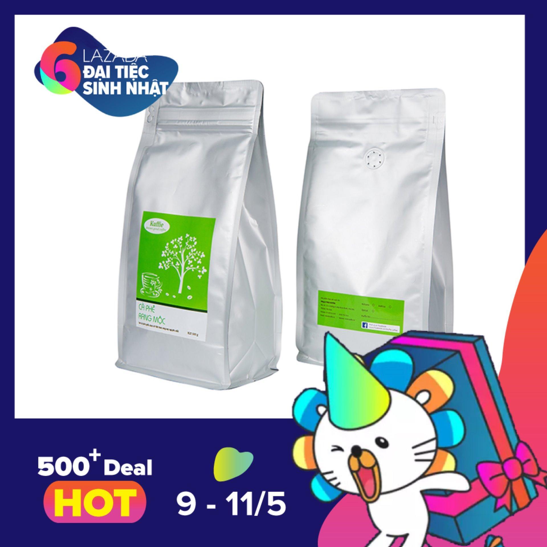 Bán Bộ 2 Goi Ca Phe Bột Kuffie Special 100 Pure Coffee Robusta Arabica X 500G Có Thương Hiệu Rẻ