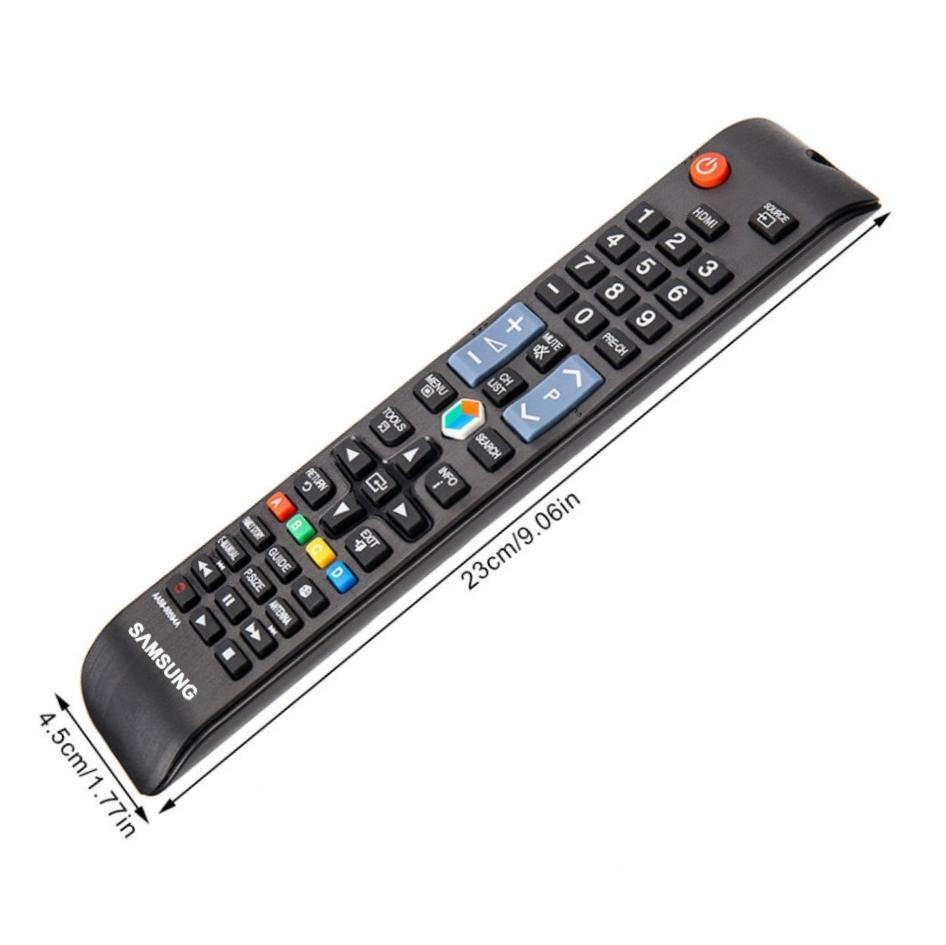 Hình ảnh Remote cao cấp cho các đời TV Samsung LCD/LED/Plasma/Smart