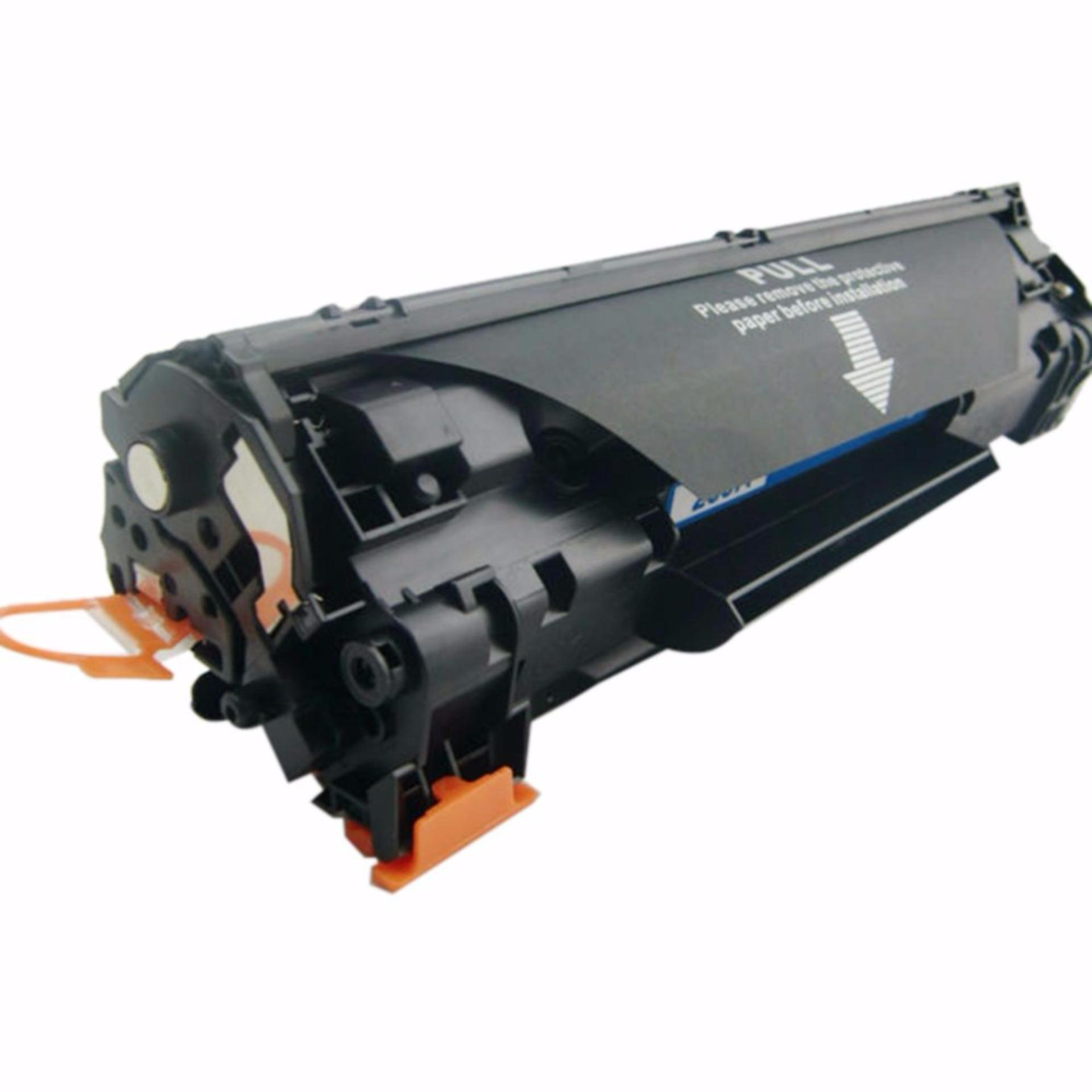 Hình ảnh Hộp Mực Máy In HP LaserJet P1102w (Cartridge: HP CR'G-35A/36A/85A Canon EP-312/512/712/912/313/513/713/913/125/325/725: Màu đen - Mới 100%)