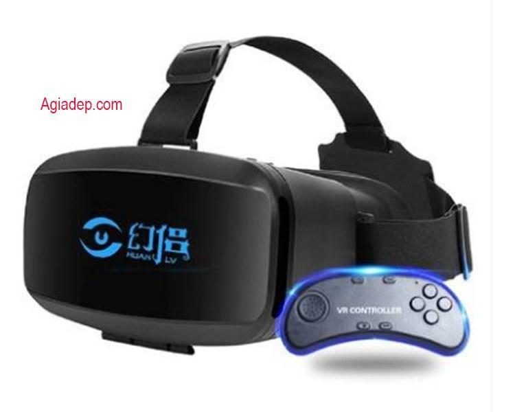 Hình ảnh Kính thực tế ảo 3D VR- Phantom (Có điều khiển) - Hàng ngon của Agiadep