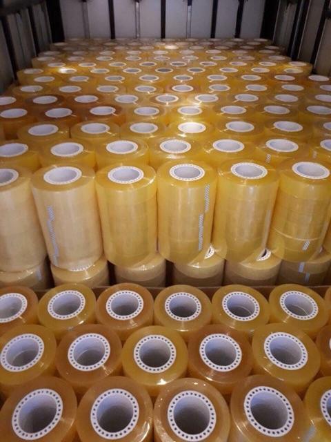 Mua Băng dính trong OPP 1kg/cuộn siêu dai ,siêu dính
