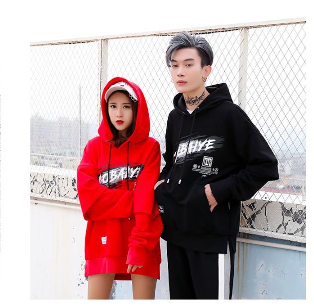 Hình ảnh áo khoác hoodie nữ nam cá tinh hd001
