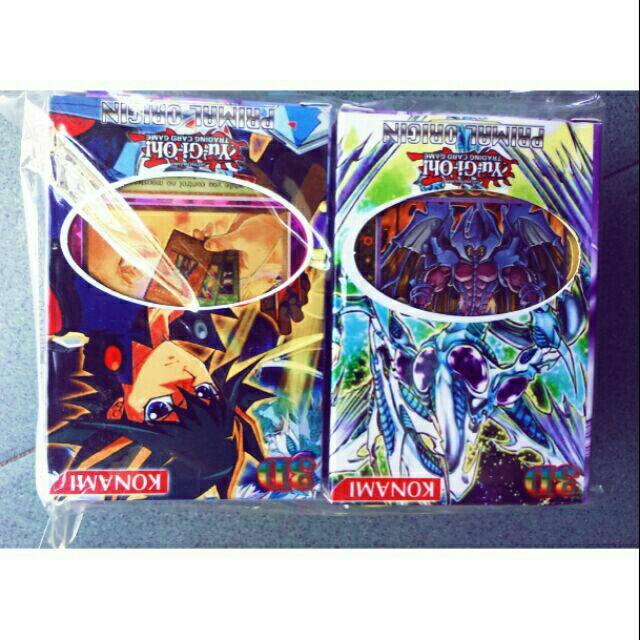Hình ảnh Combo 10 hộp 250 thẻ bài yugi