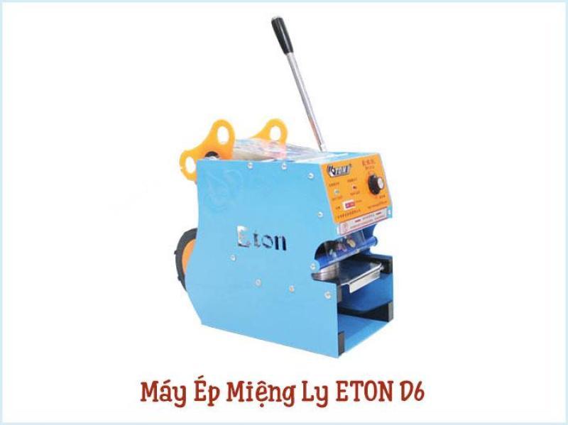 Máy Dán Miệng Ly ETON D6