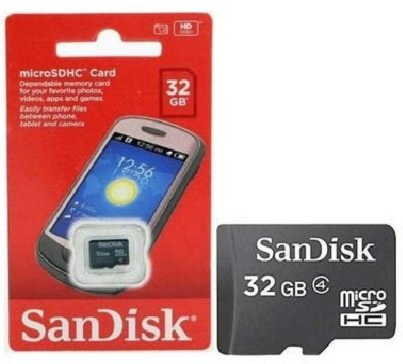 Thẻ nhớ micro Sandisk 32g- Chuyên dụng cho camera