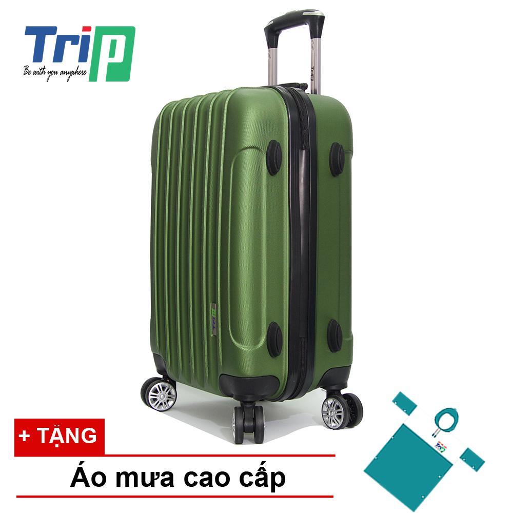 Mua Vali Trip P603 Size 60Cm 24Inch Xanh Reu Rẻ