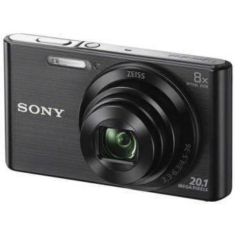 Đánh giá Máy ảnh KTS Sony Cyber-Shot DSC-W830 20.1MP và Zoom quang 8x (Đen)  ở đâu bán
