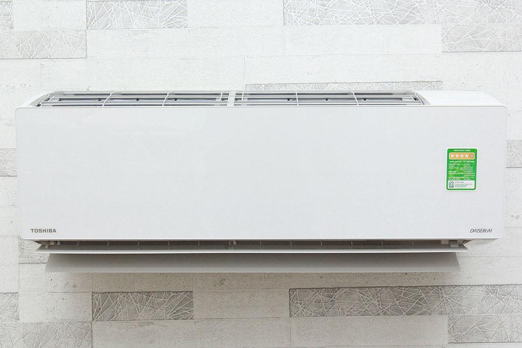 Bảng giá Máy lạnh Toshiba Inverter 2 HP RAS-H18G2KCVP-V