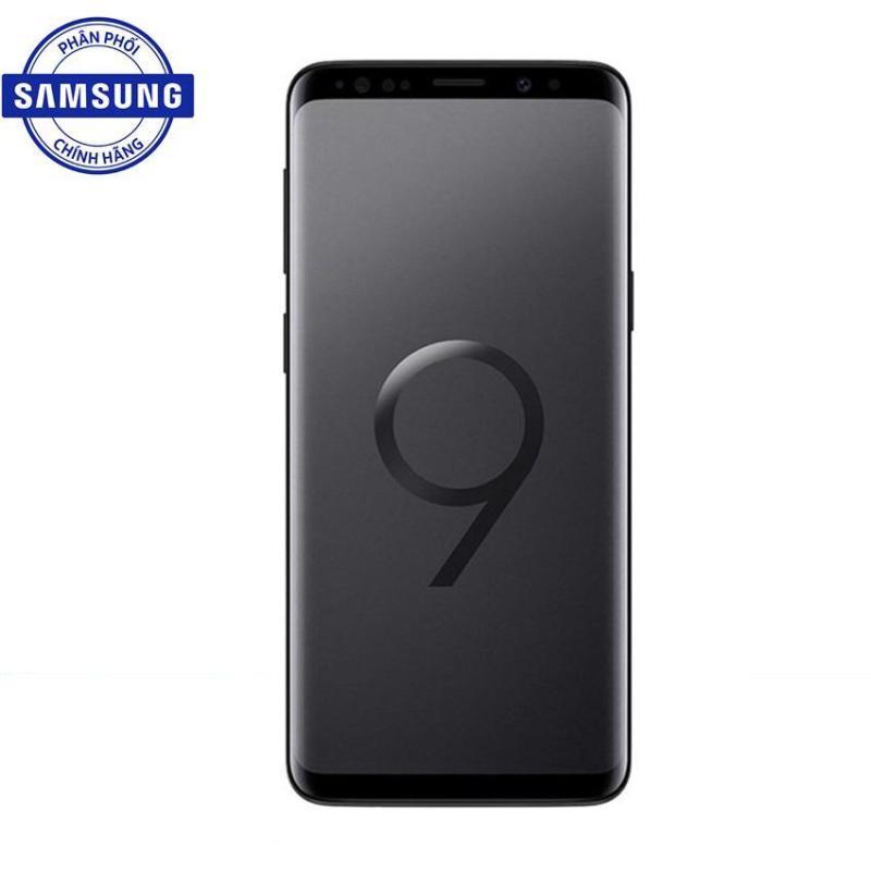 Samsung Galaxy S9 64GB Ram 4GB (Đen huyền Bí) - Hãng Phân phối chính thức
