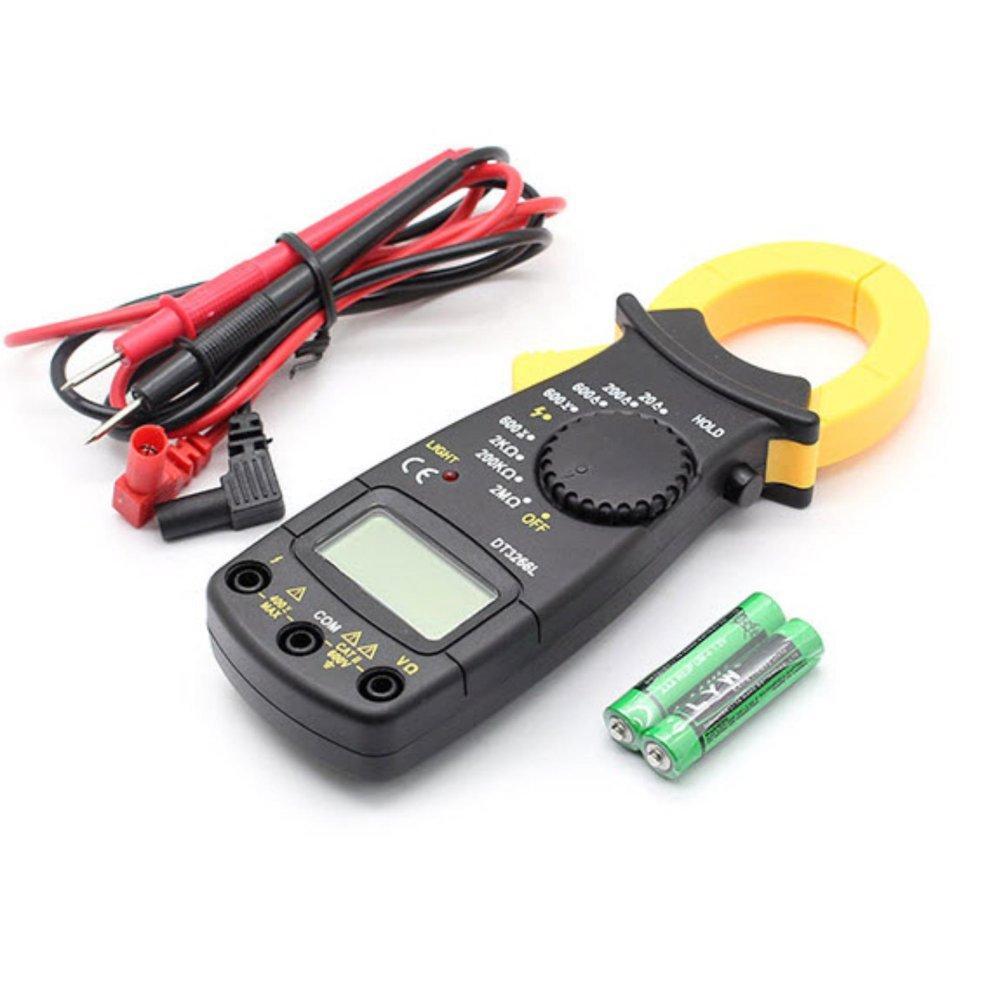 Ampe kế cầm tay kẹp vạn năng kỹ thuật số kẹp mét DT-3266L tặng bin
