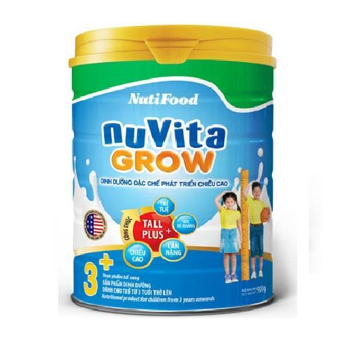 Giá Bán Sữa Bột Nuvita Grow 3 900G Nguyên