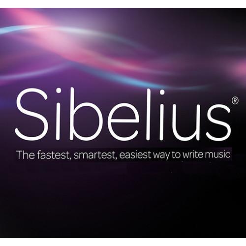 Hình ảnh Sibelius Perpetual License NEW