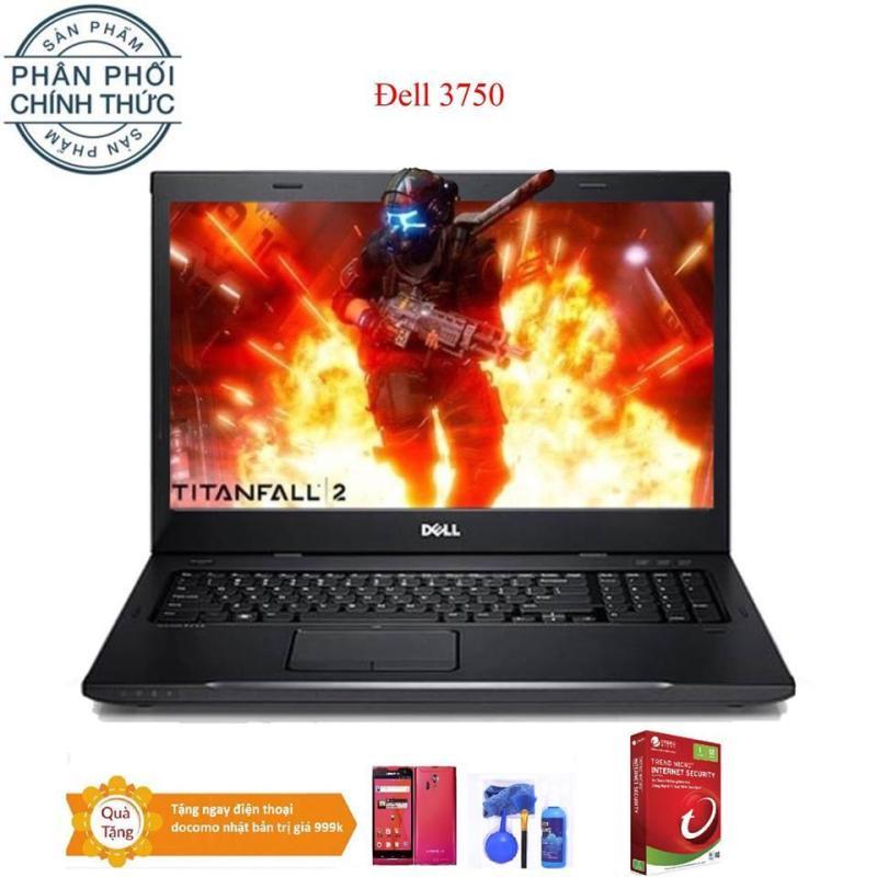 Laptop Dell Màn HD+ 17in i5 2.6Ghz|8G Ram|1000G HDD Giá Mùa sinh viên