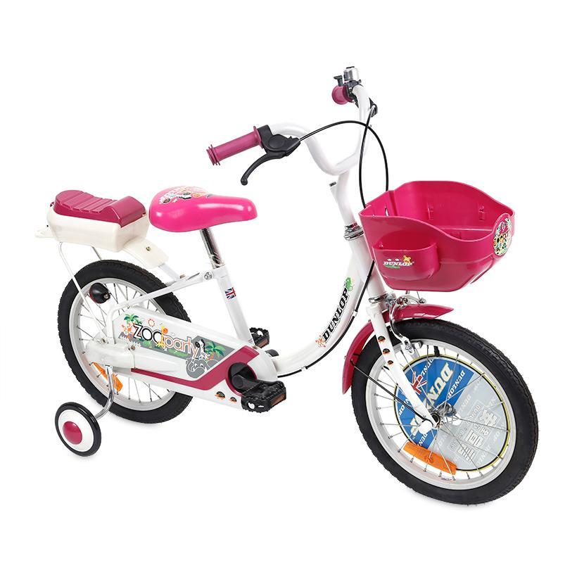 Xe đạp trẻ em Dunlop D-PA165 (Hồng)