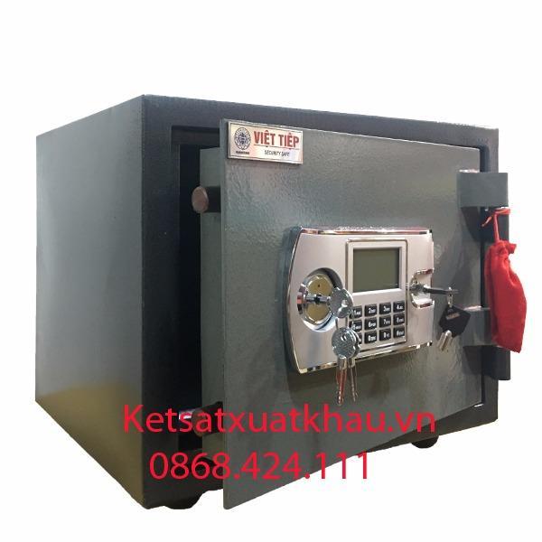 Két sắt Việt Tiệp chống cháy VT33E(điện tử báo động)