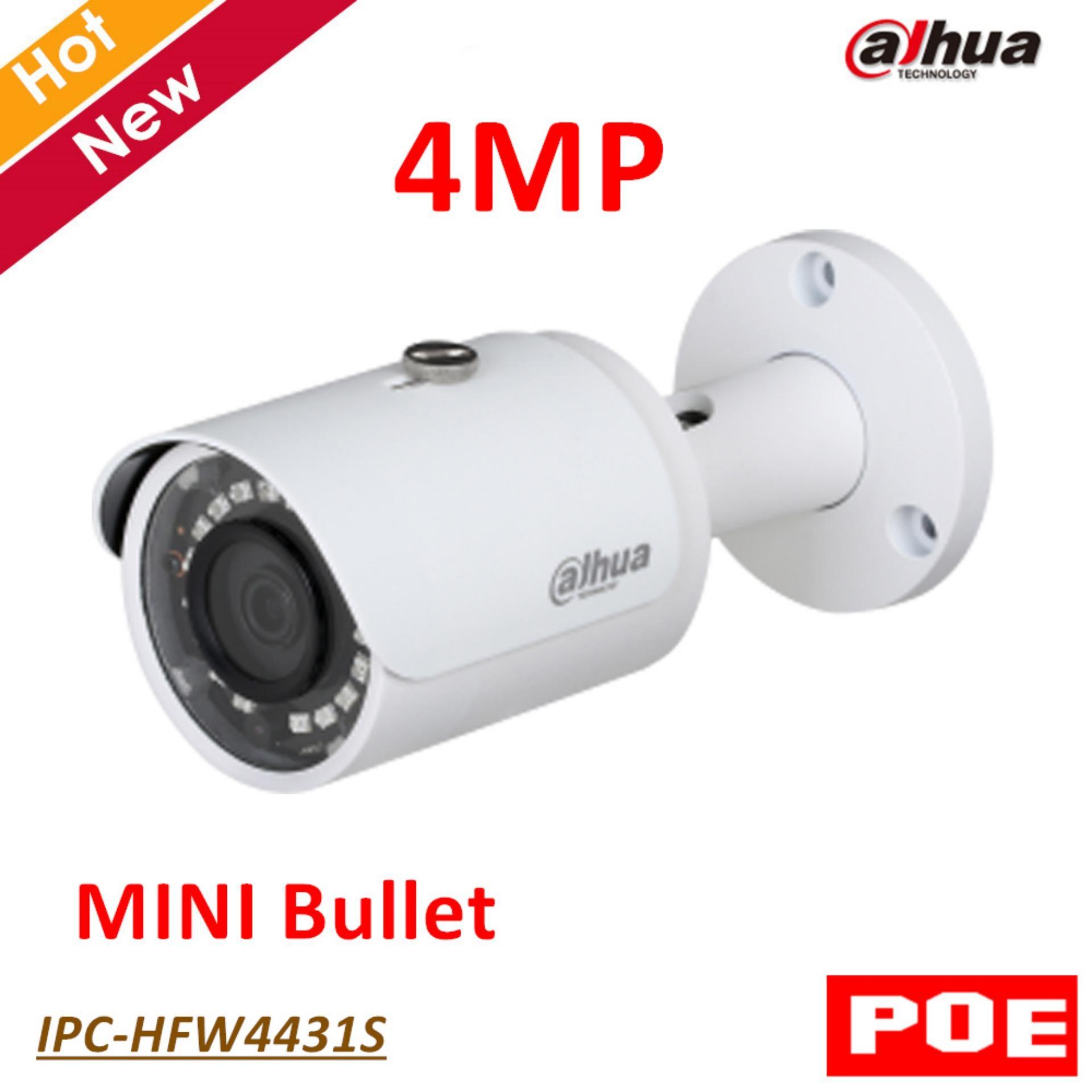 Dh-Ipc-Hfw4431sp Camera Ip (lẮp KhÔng CẦn ĐẦu Ghi) ĐỘ PhÂn GiẢi 4mp - GiÁm SÁt An Ninh - ChỐng NgƯỢc SÁng - HỒng NgoẠi ThÔng Minh - HiỆu Dahua By SÀi GÒn GiÁ SỈ.