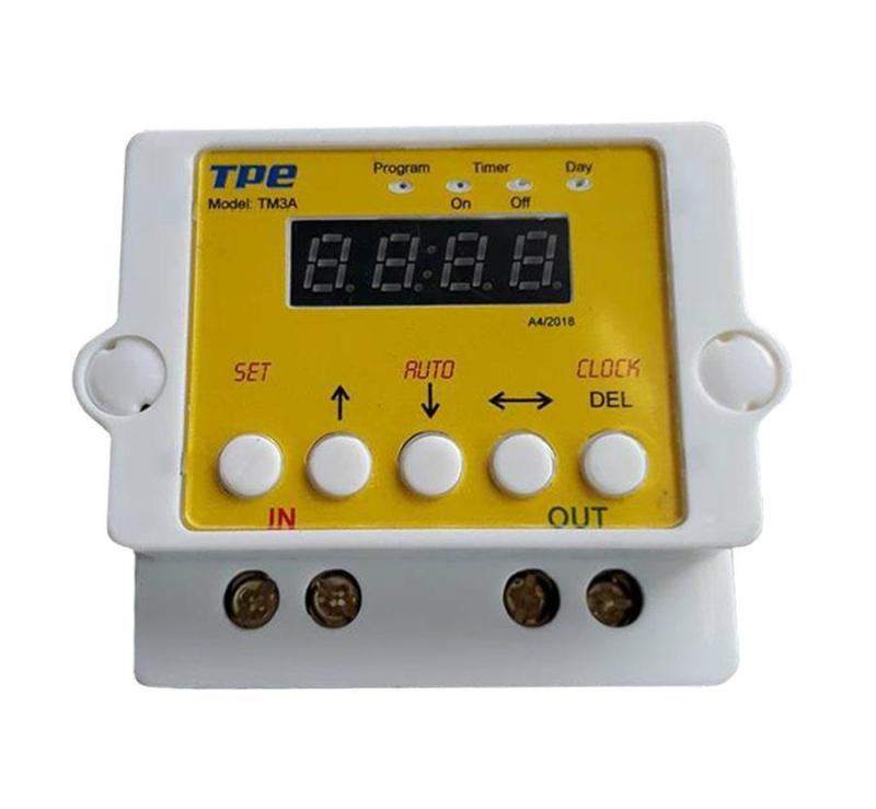 Công Tắc Hẹn Giờ Điện Tử TPE-TM3A