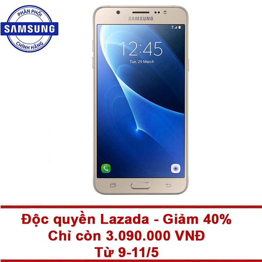 Giá Bán Samsung Galaxy J7 2016 16Gb Vang Hang Phan Phối Chinh Thức Hồ Chí Minh
