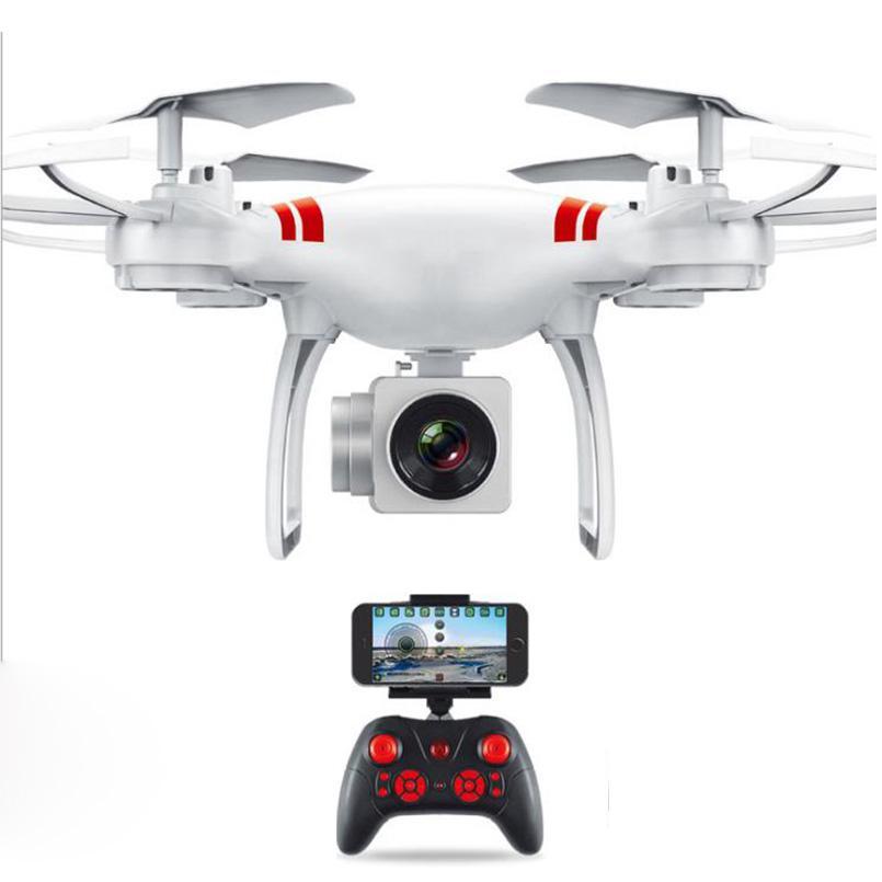 Hình ảnh Flycam mini KY101 – Máy bay chụp ảnh Selfie, kết nối Wifi với điện thoại + Tặng tay cầm điều khiển từ xa