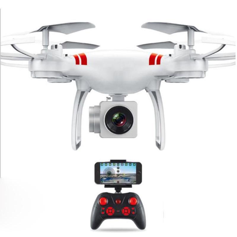 Flycam mini KY101 – Máy bay chụp ảnh Selfie, kết nối Wifi với điện thoại + Tặng tay cầm điều khiển từ xa