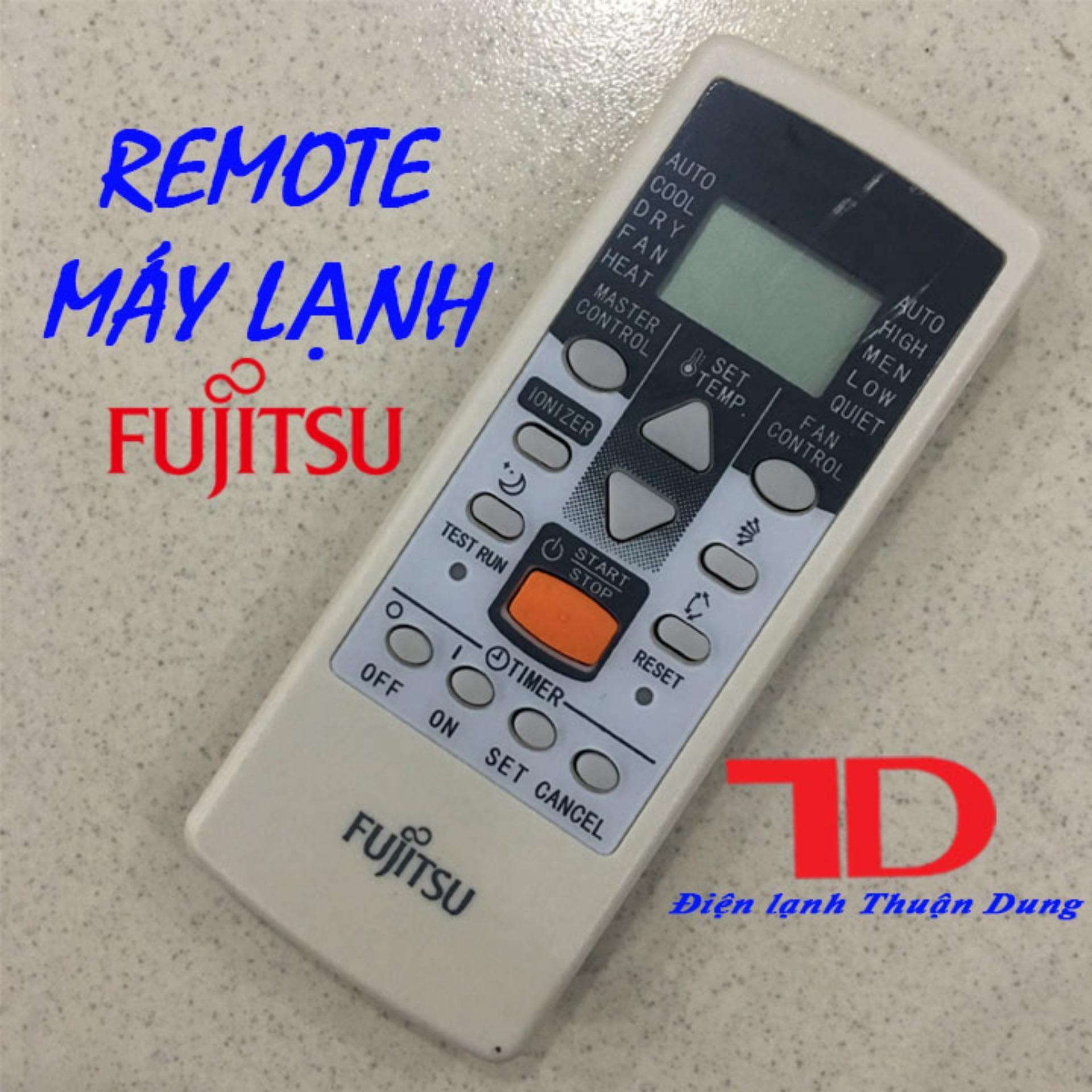 Hình ảnh Remote máy lạnh FUJITSU