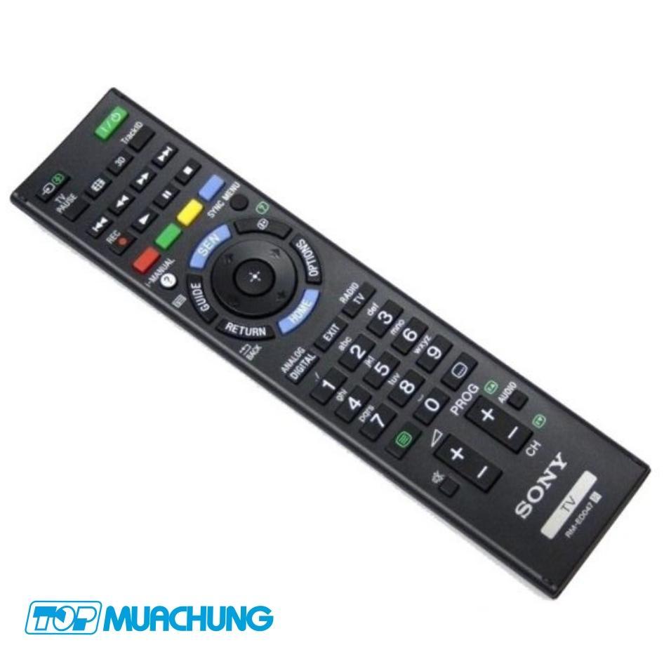 Hình ảnh Remote Đa năng cho Tivi Sony LCD/LED (Loại tiêu chuẩn)