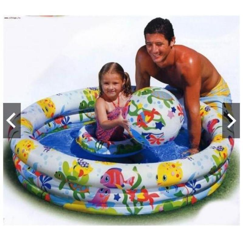 giảm giá sốc bể bơi TRÒN 3 chi tiết cho bé