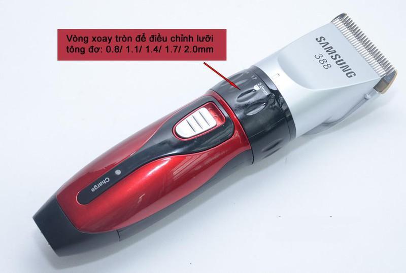 Tông Đơ Cắt Tóc  Samsung Pro 388 1