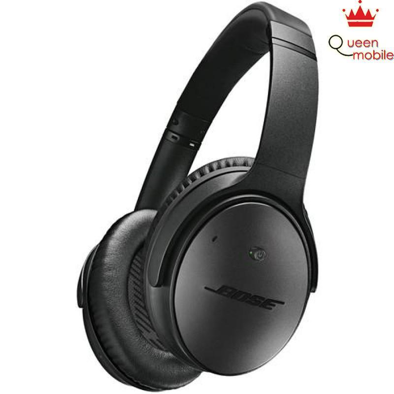TAI NGHE CHỐNG ỒN BOSE QC25 ĐEN TRIPLE (715053-0030) Bose – Review sản phẩm