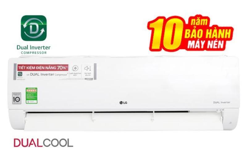 Bảng giá Điều hòa 1 chiều LG V24ENF 21.500BTU Dual Cool