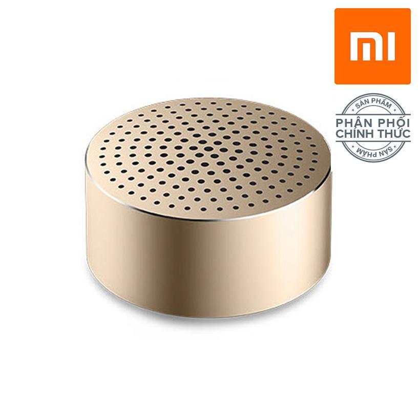 Loa nghe nhạc Xiaomi Mi Bluetooth Speaker Mini (Vàng)