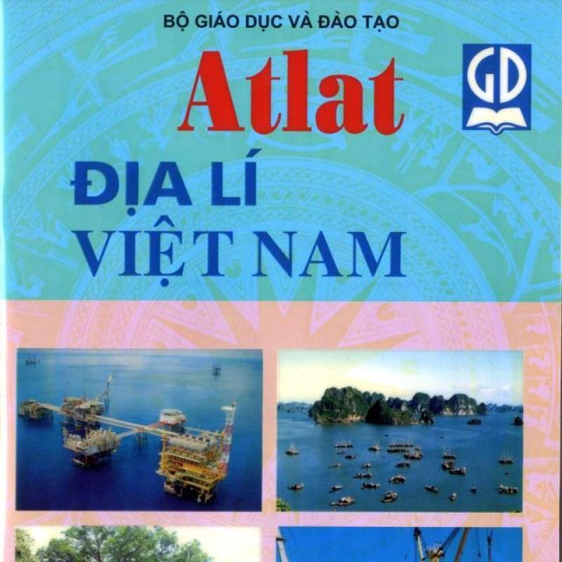 Mua Atlat địa lí Việt Nam