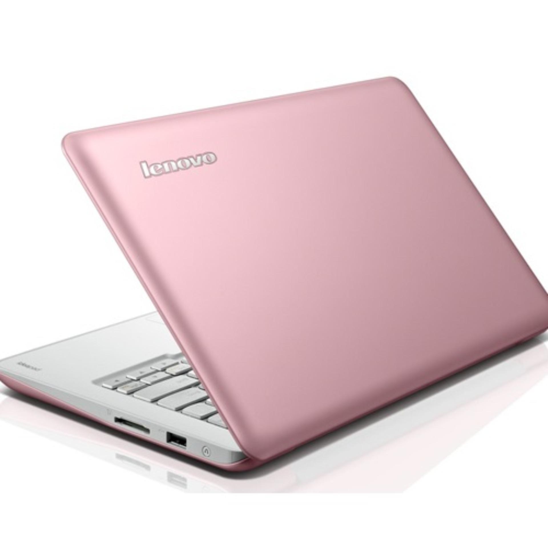 Hình ảnh Laptop Lenovo Ideapad 120S 11IAP N3350/2GB/32GB/Win10/(81A400DYVN) Hồng - Hãng phân phối chính thức