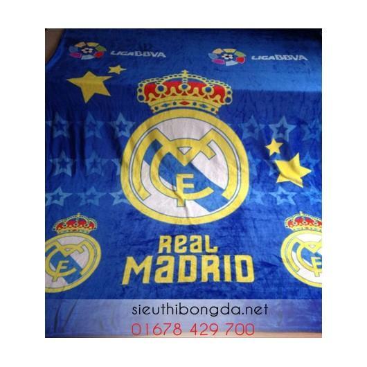 Hình ảnh Chăn nhung Real Madrid