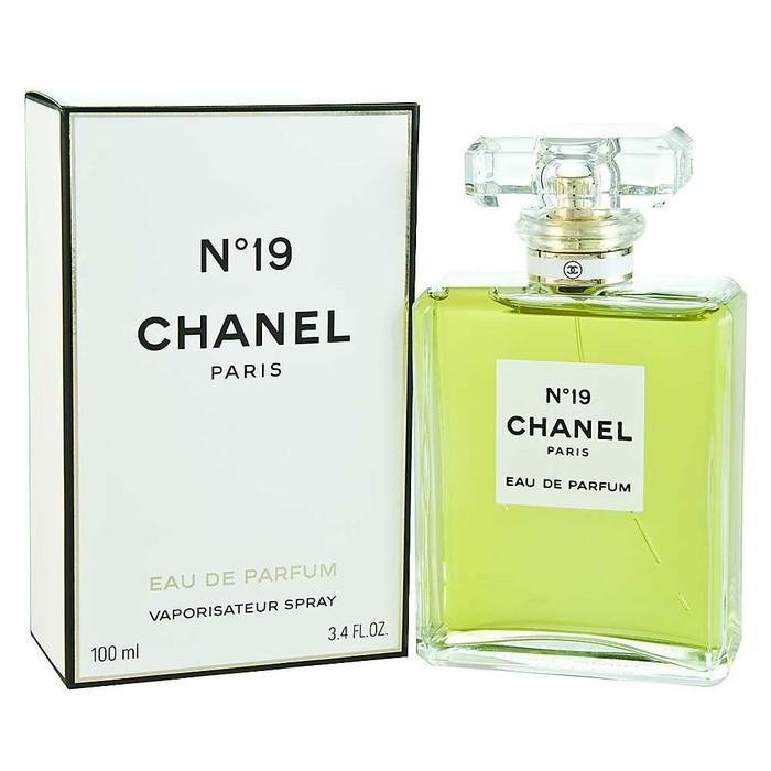 Nước hoa Chanel No19 100ml eau de perfurm