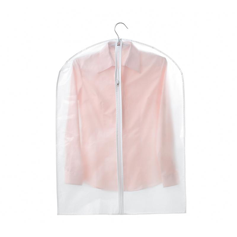 Dustproof Cover Clothes Dirt-Proof Cover Hanging Storage Dustproof Thickened Gua Yi Bag Household Big Clothes Bag Transparent Dustproof Suit Cover.