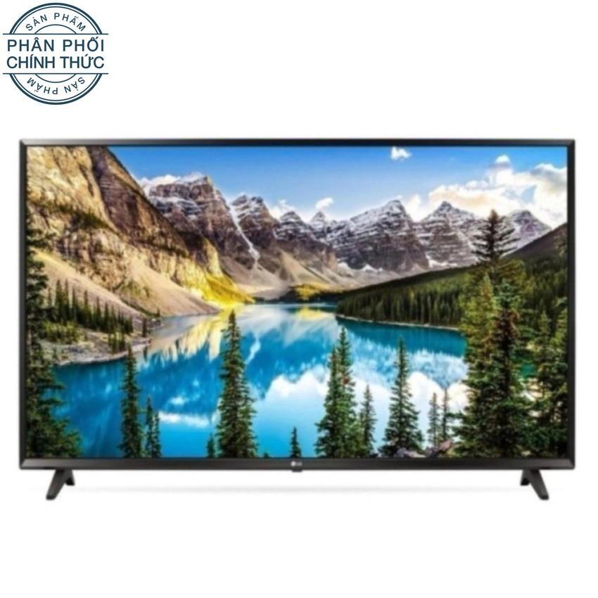 Smart TV LCD LED LG 43 inch UHD 4K HDR - Model 43UJ632T (Đen) - Hãng phân phối chính thức