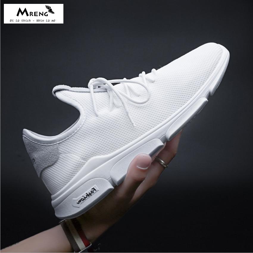 Hình ảnh Giày Sneaker Nam Cao Cấp (GIÁ TỐT) - MRENG MS08