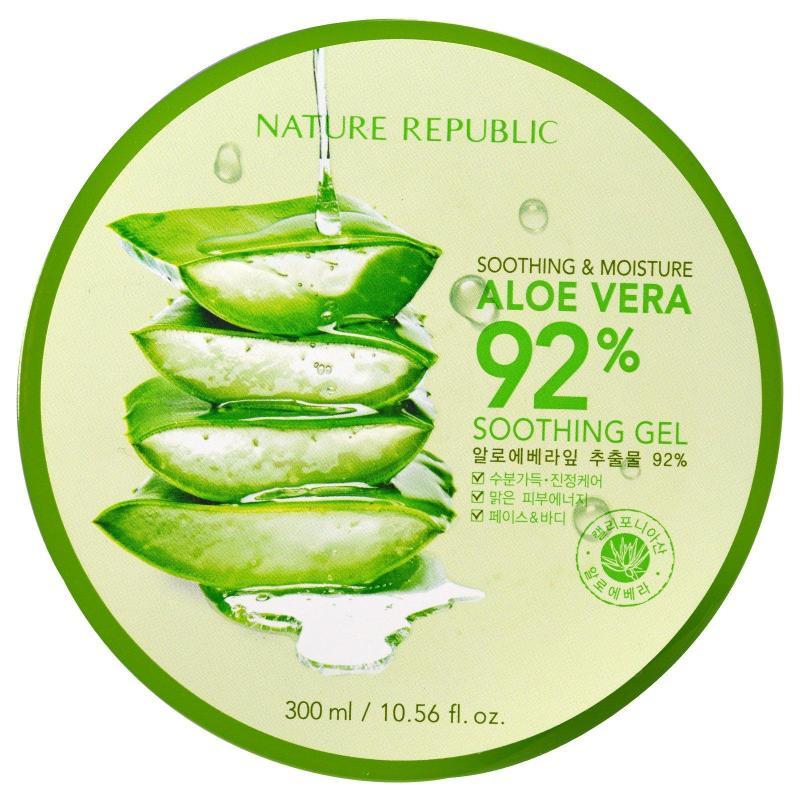 Gel lô hội Aloe Vera 92