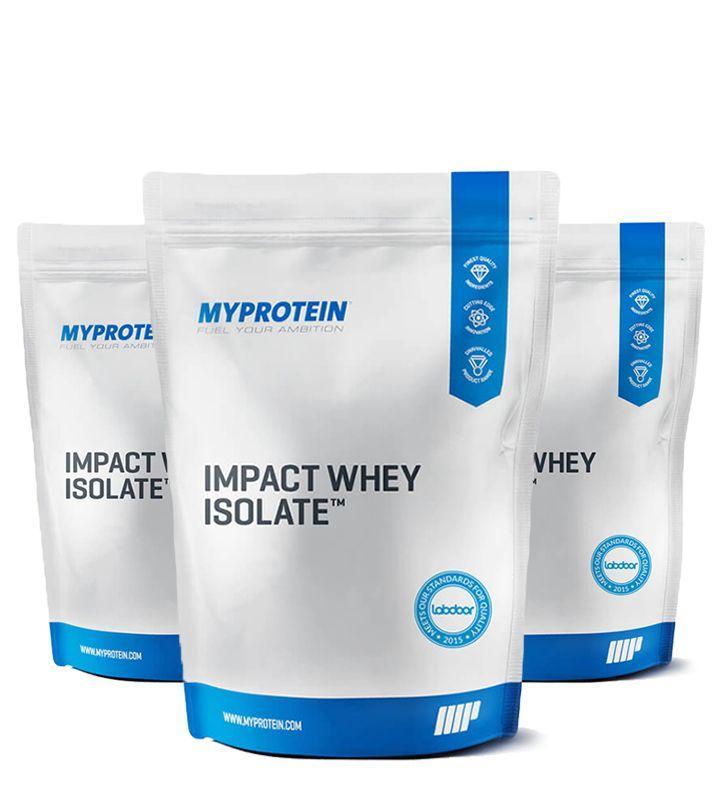 Hình ảnh Sữa tăng cân My Protein Isolate 5kg - Tặng kèm bình lắc