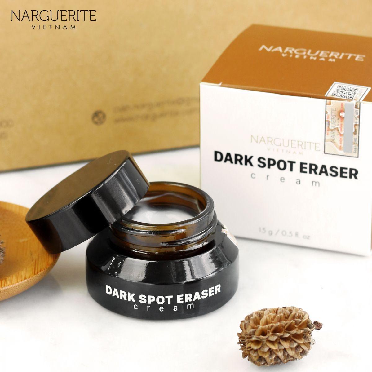 Kem dưỡng trắng trị nám, tàn nhang Dark Spot Eraser 15g chính hãng