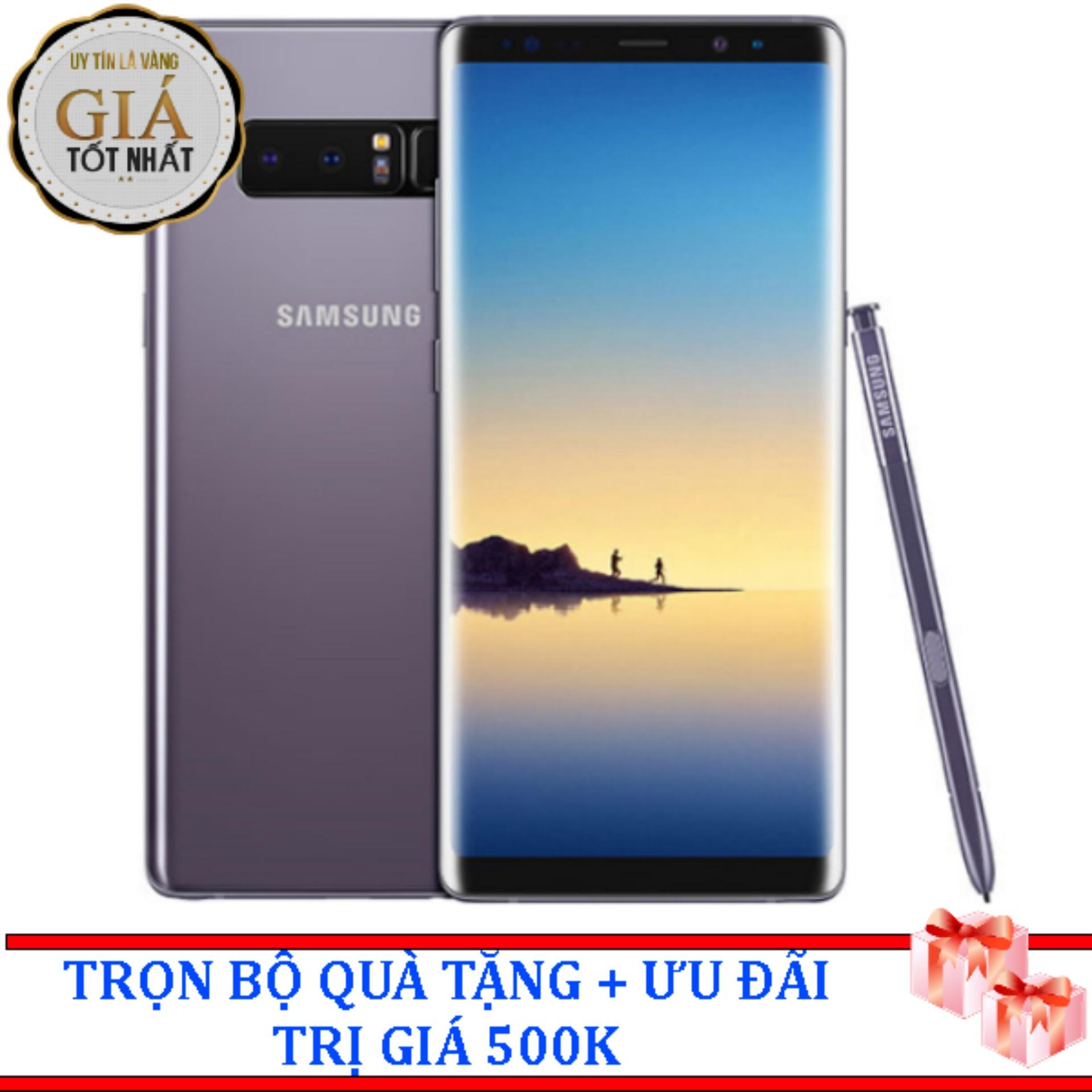 Mã Khuyến Mại Samsung Galaxy Note 8 64Gb Tim Khoi Hang Nhập Khẩu Tặng Thẻ Nhớ 16Gb Samsung