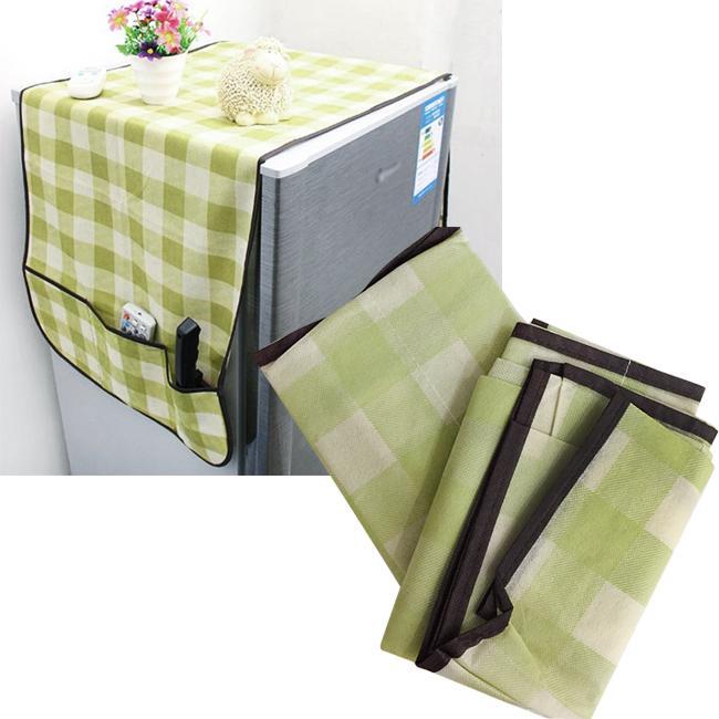Hình ảnh Tấm che tủ lạnh chứa đồ đa năng